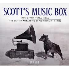 A selection of some of the music likely to have been played by Captain Scott and his team on his  fateful expedition to the South Pole.